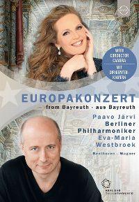 Cover Paavo Järvi / Berliner Philharmoniker / Eva-Maria Westbroek - Europakonzert From Bayreuth - aus Bayreuth [DVD]